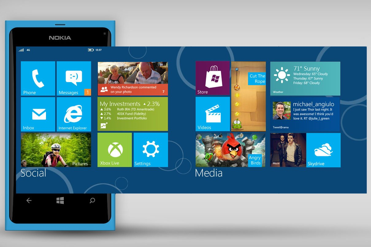 Windows Phone innovations show promise