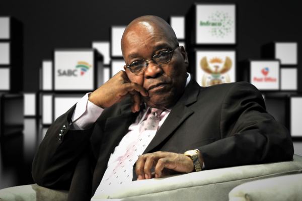 Zuma's history of big broadband and telecoms promises