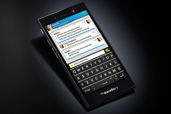 BlackBerry Z3 budget phone tackles emerging market slump