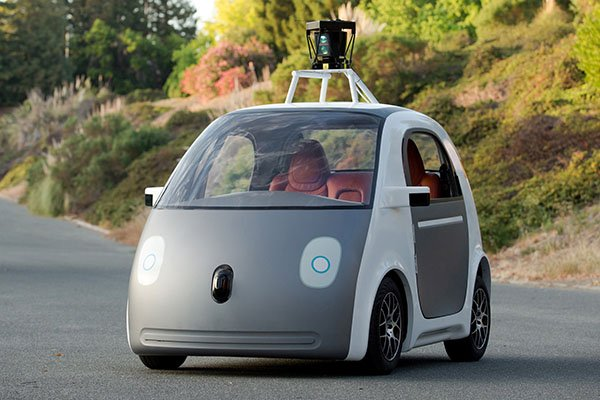 Self-driving cars tell each other where to go