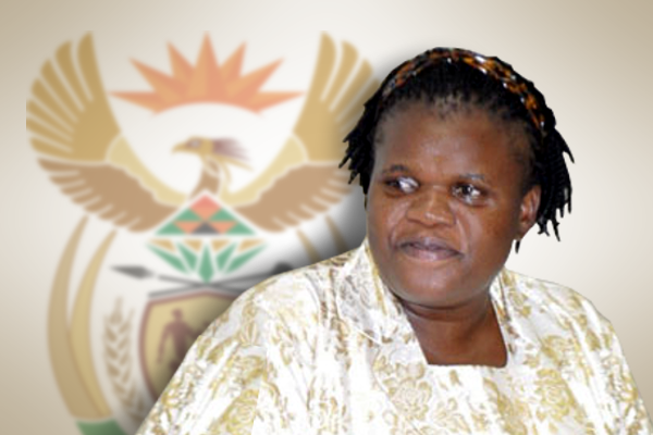 Faith Muthambi's legal advisor was struck off the Law Society roll 8 years ago