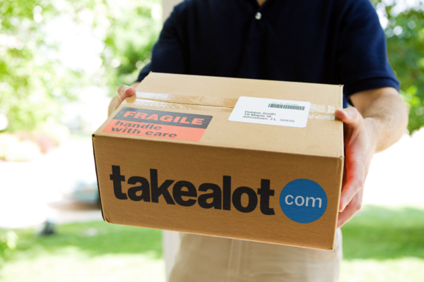 Takealot delivery