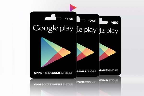 Google Play Gift Cards Now In South Africa