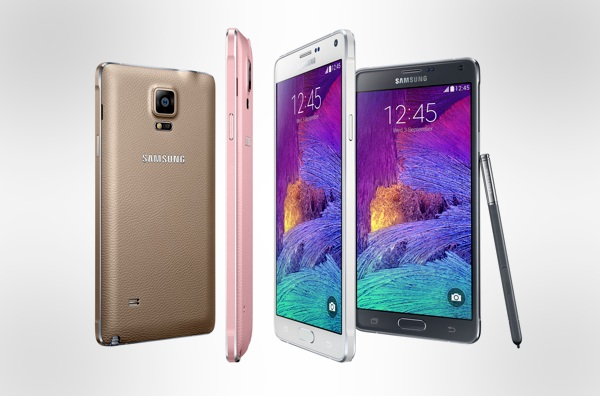 Samsung Galaxy Note 4 confirmed for South Africa