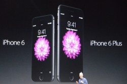 iPhone 6 and iPhone 6 Plus announcement with Tim Cook