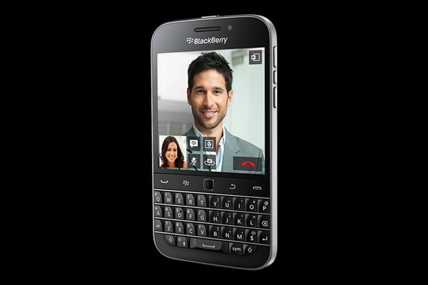 BlackBerry Classic launched in South Africa