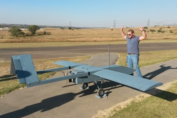 Drones to fight rhino poaching in South Africa