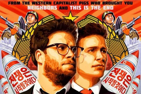 "Sony releases ""The Interview"" online"