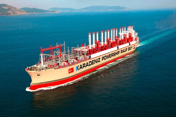 The solution to South Africa's electricity problems – Powerships