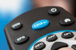DStv on remote