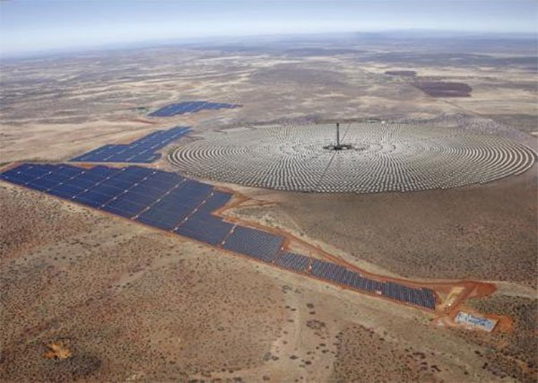 Redstone Solar Thermal Power Plant