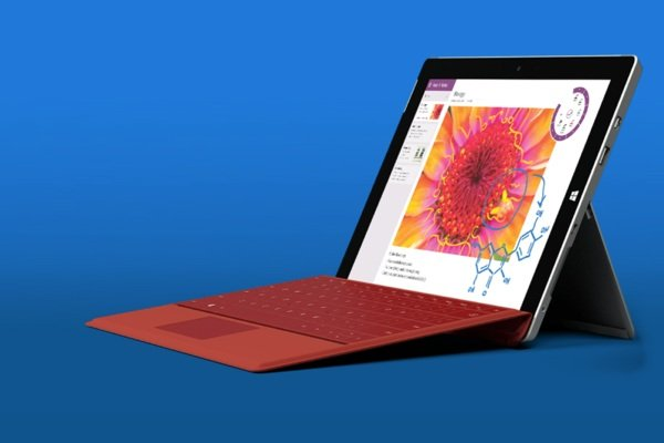 Microsoft Surface 3 announced