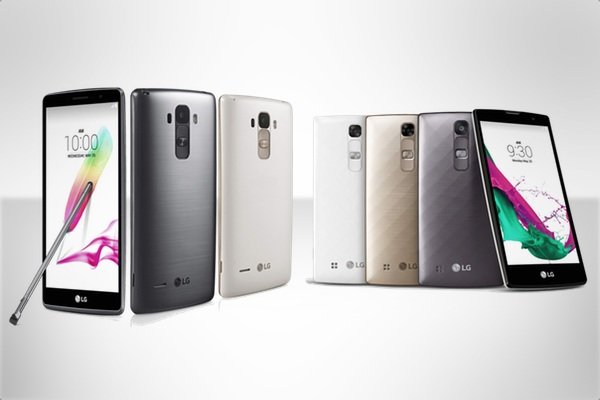 Bigger and smaller LG G4 smartphones unveiled