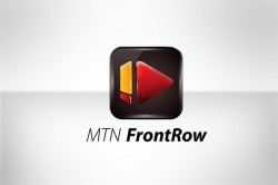 MTN FrontRow logo