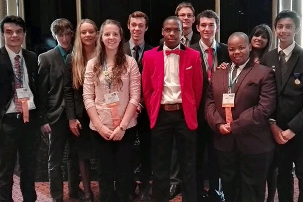 Meet 11 of South Africa's smartest young minds