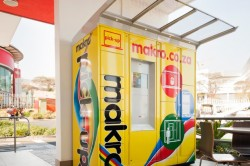Makro Pick-up locker McDonalds