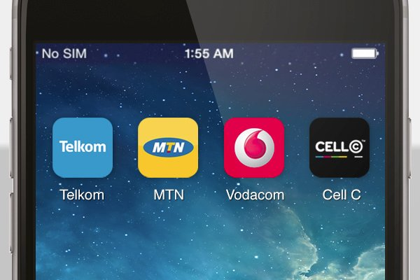 The most popular mobile operator among South African techies
