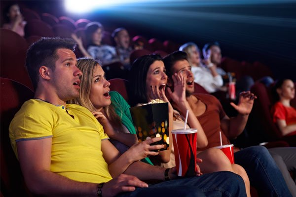 Get free movie tickets for watching 15 mins of adverts