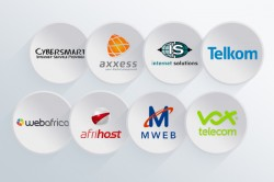South Africa ISPs