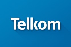 Telkom shadow logo