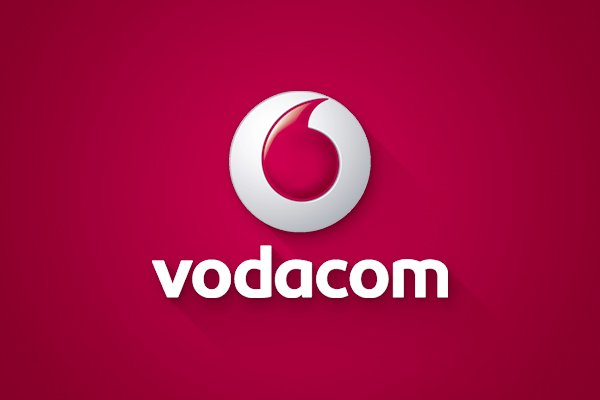 How many people are in Vodacom's technology department