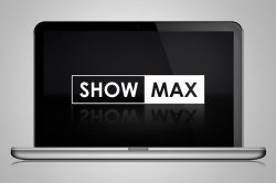 ShowMax on laptop