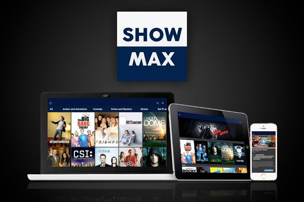 ShowMax on devices