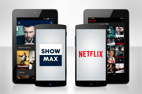 Netflix overtakes ShowMax in South Africa