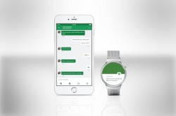 Android Watch with iPhone 6