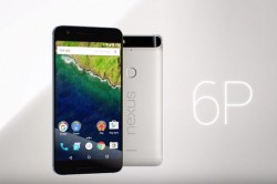 Nexus 6P front and back
