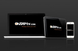 Ontaptv on devices