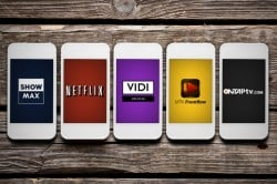Ontaptv vs ShowMax vs Netflix vs Vidi Vs FrontRow on phones