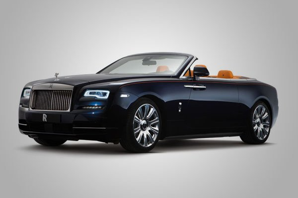 Rolls-Royce unveils its sexiest-ever convertible