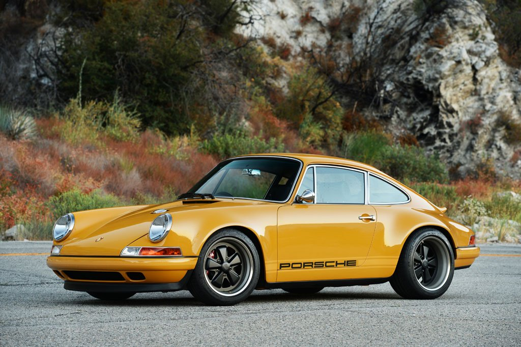 James Motor Company >> The most beautiful Porsche 911s ever made