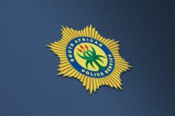 South African police SAPS