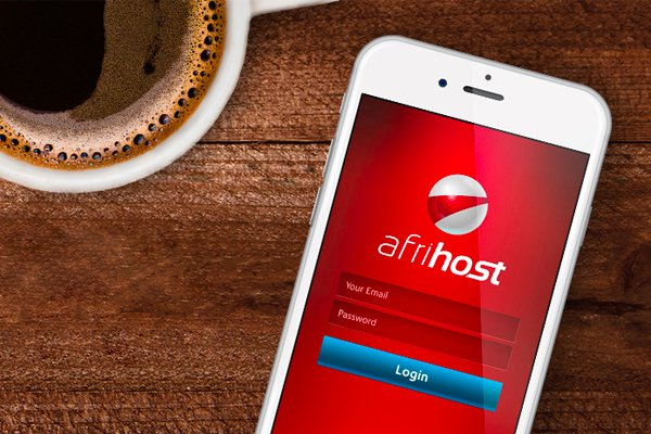 Afrihost mobile on phone