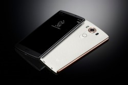 LG V10 front and back