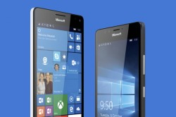 Lumia 950 and Lumia 950XL