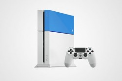 PlayStation 4 faceplate