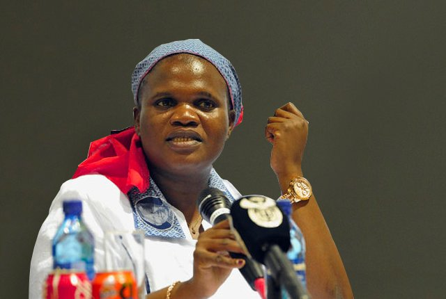 Remove Communications Minister Faith Muthambi: CWU