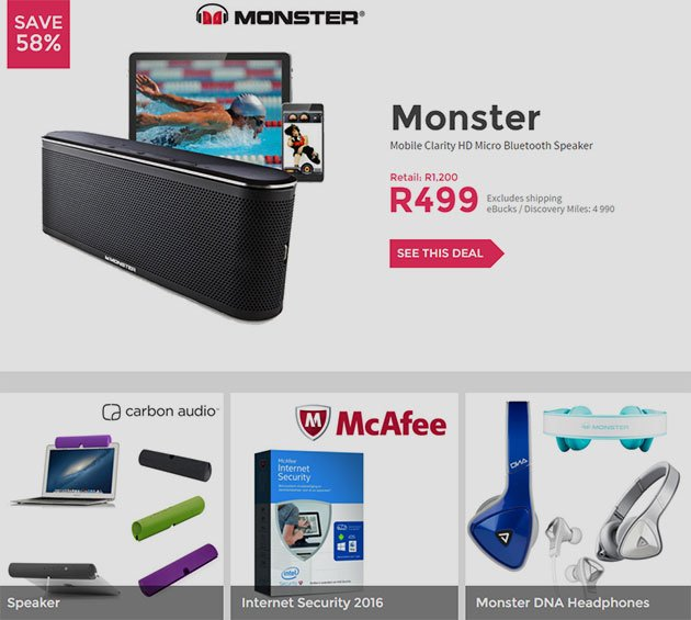 c32f65d4332af2 The best Cyber Monday deals in South Africa