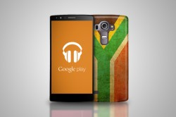 Google Play music South Africa