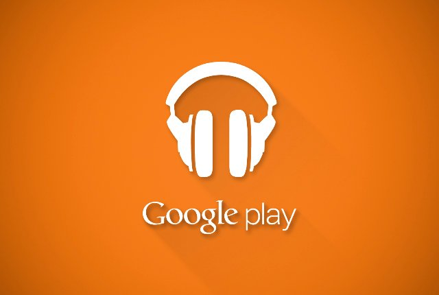 Google Play music orange