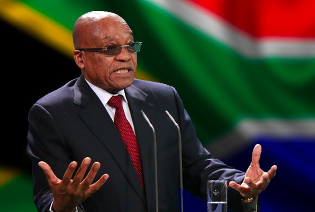 Jacob Zuma is not getting a salary increase this year