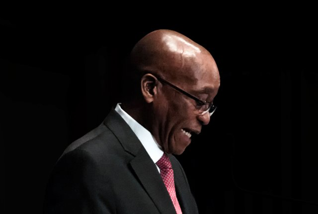 Jacob Zuma resigns following Gupta raids