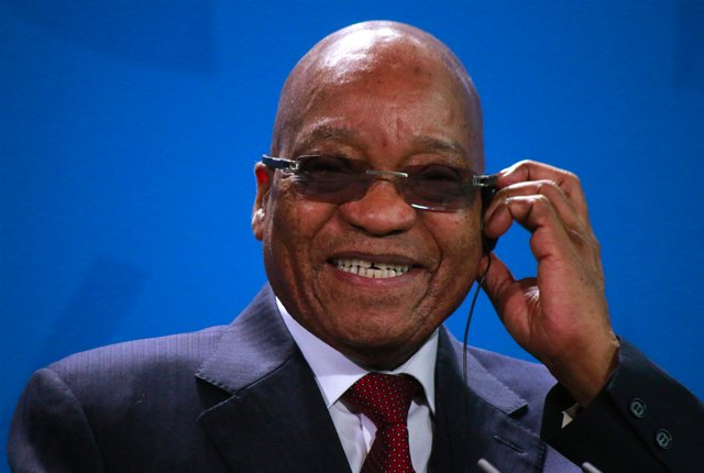 From one Zuma to another Zuma as South Africa's president