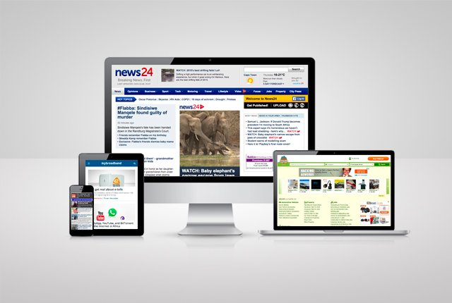Top 10 South African online publishers and websites