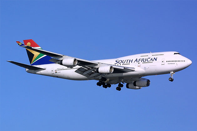 How much SAA employees will be paid if the airline is shut down