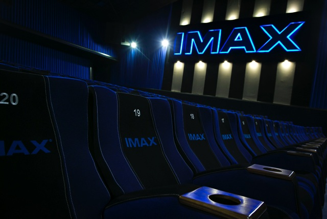 Ster-Kinekor Imax Eastgate seat close-up