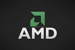 AMD dark logo